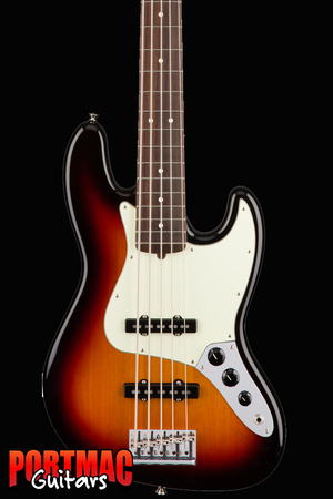 American Professional Jazz Bass V 5 String