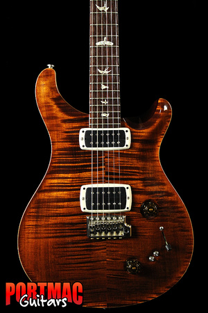 PRS 408 Pat Thin Neck with Tremelo Tortoise Shell