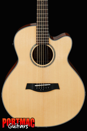 Ibanez AEL108MD 8 String Acoustic Guitar