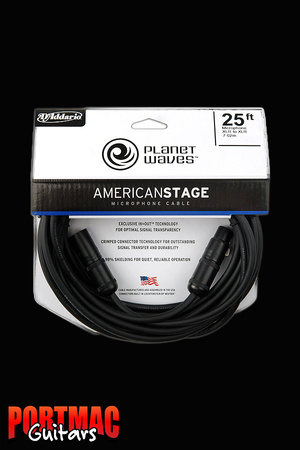 Planet Waves American Stage Microphone Cable