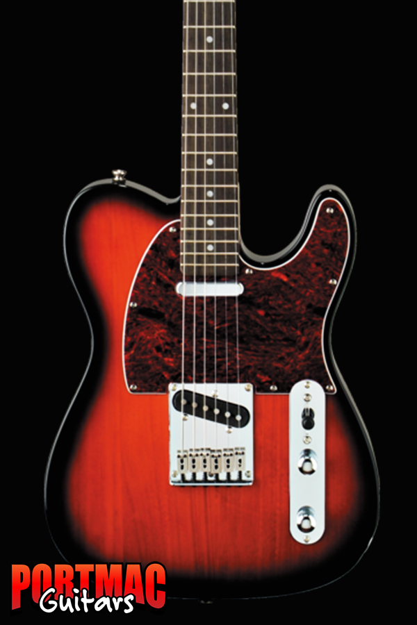 Squier Standard Tele Rosewood [Colour: Antique Burst]