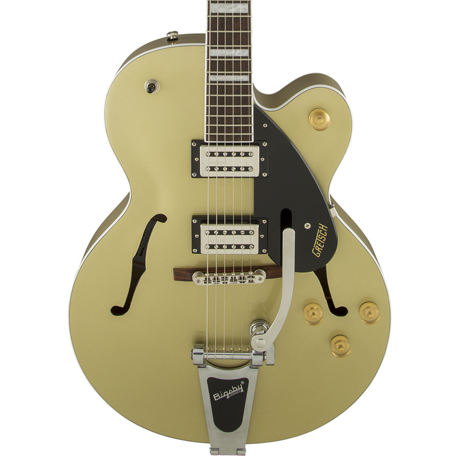 Gretsch G2420T Streamliner Hollow Body with Bigsby Golddust