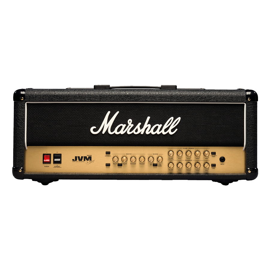 Marshall UK JVM205H 50W Valve Head
