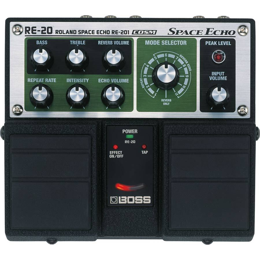 Boss RE-20 Space Echo