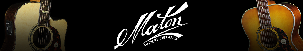 Buy Maton Guitars Online in Australia