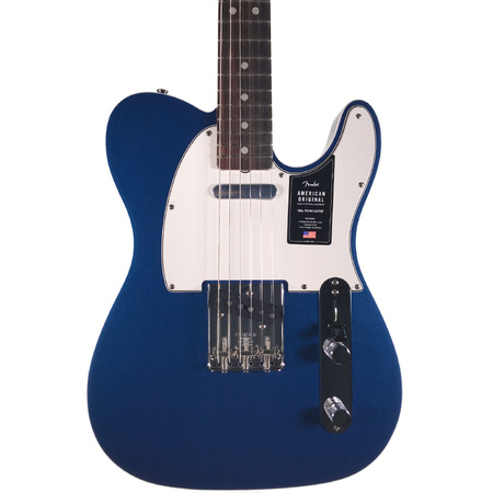 Fender American Original '60's Telecaster Lake Placid Blue