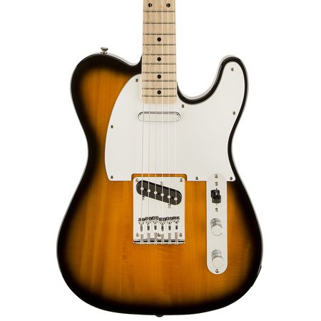 Squier Affinity Series Telecaster Maple Fretboard 2-Color Sunburst
