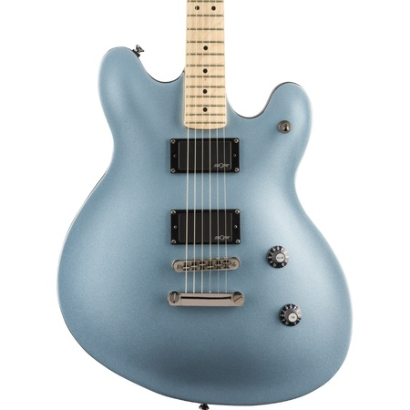 Squier Contemporary Active Starcaster Ice Blue Metallic Maple