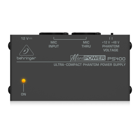 Behringer Micropower PS400 Preamp