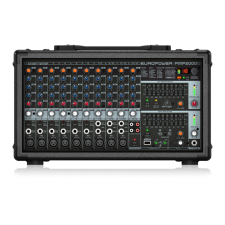 Behringer Europower PMP2000D Powered Mixer