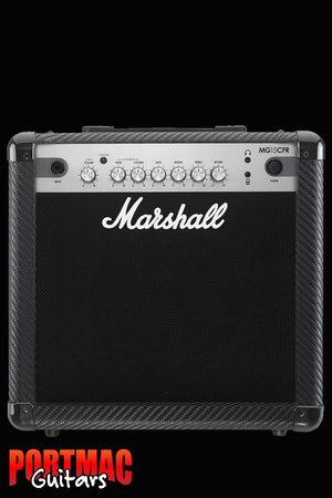 Marshall MG15CFR with Reverb