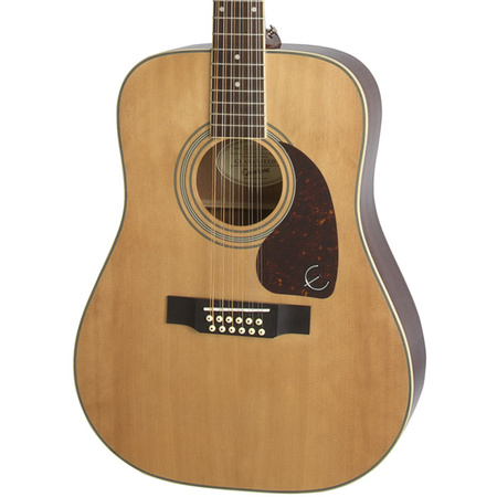 Epiphone DR-212 12 String Acoustic Natural