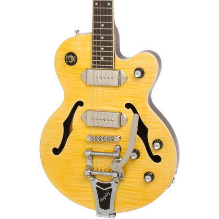 Epiphone Wildkat w/Bigsby Vibrotone Antique Natural
