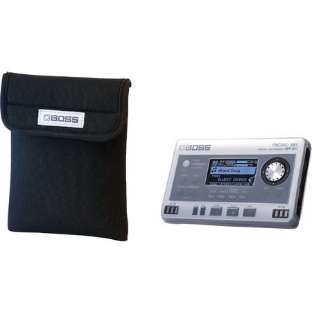 Boss Silicon Case/ Pouch Set for BR-80