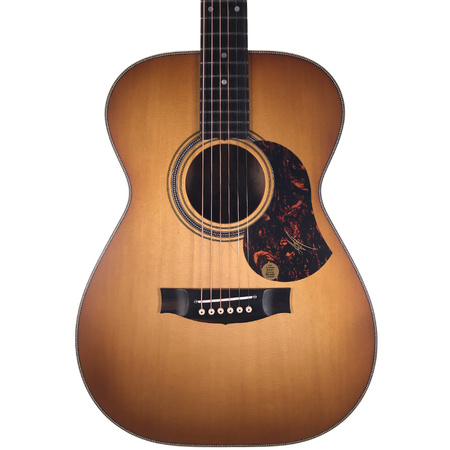 Maton EBG808 Nashville Acoustic Electric Small Guitar in Hard Case