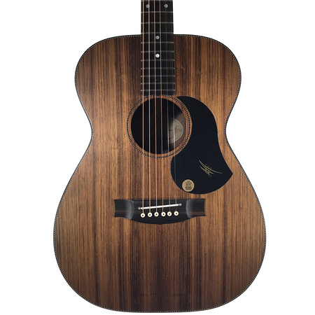 Maton EBW808 Blackwood Acoustic Guitar with Ebony Fretboard in Hard Case