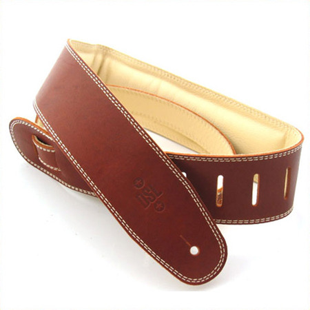 DSL GEG25 Maroon with Padded Leather Backing