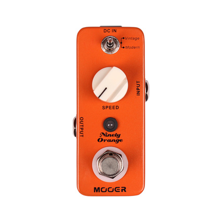 Mooer Ninety Orange Analog Phaser