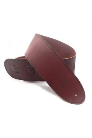 DSL SGE35 Maroon Single Ply Leather