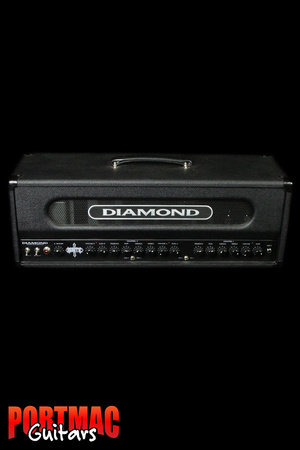 USA made Diamond Heretic 100W Valve Head