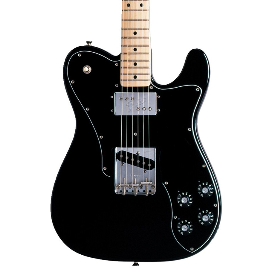 Fender Classic Series 72 Telecaster Custom Black Maple Fretboard