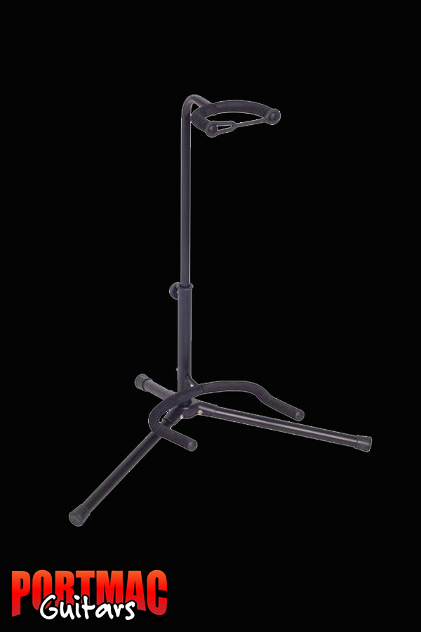 Black Tripod Guitar Stand